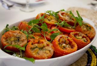 Tomates à Provençal (vegana)