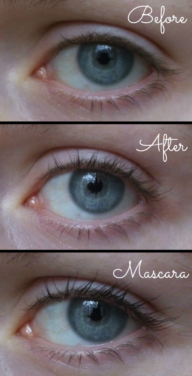 Whiplash Eyelash Curler by Crave Naturals results before and after