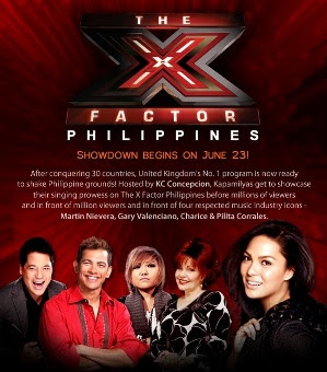 X Factor Philippines top 20