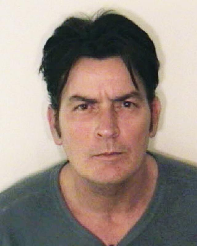 Charlie Sheen. charlie sheen no teeth
