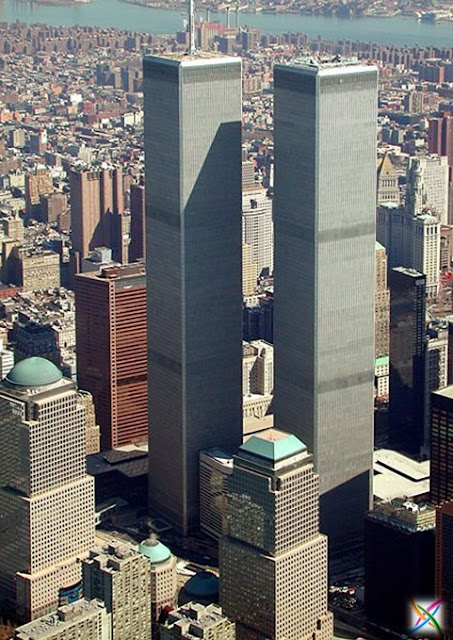 World Trade Center Attack 9/11 1993 bombing Story Images/Photos Videos History Date Jumping Facts