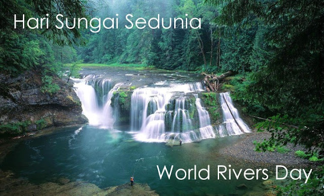 Hari Sungai Sedunia (World Rivers Day)