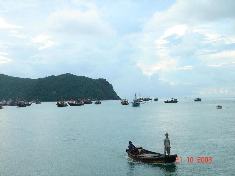 Biển Côn Đảo - Photo Mộng Hồng