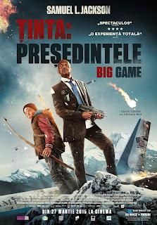 Big Game (2014) – เกมล่าประธานาธิบดี [พากย์ไทย]