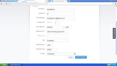 Order domain gratis intuit