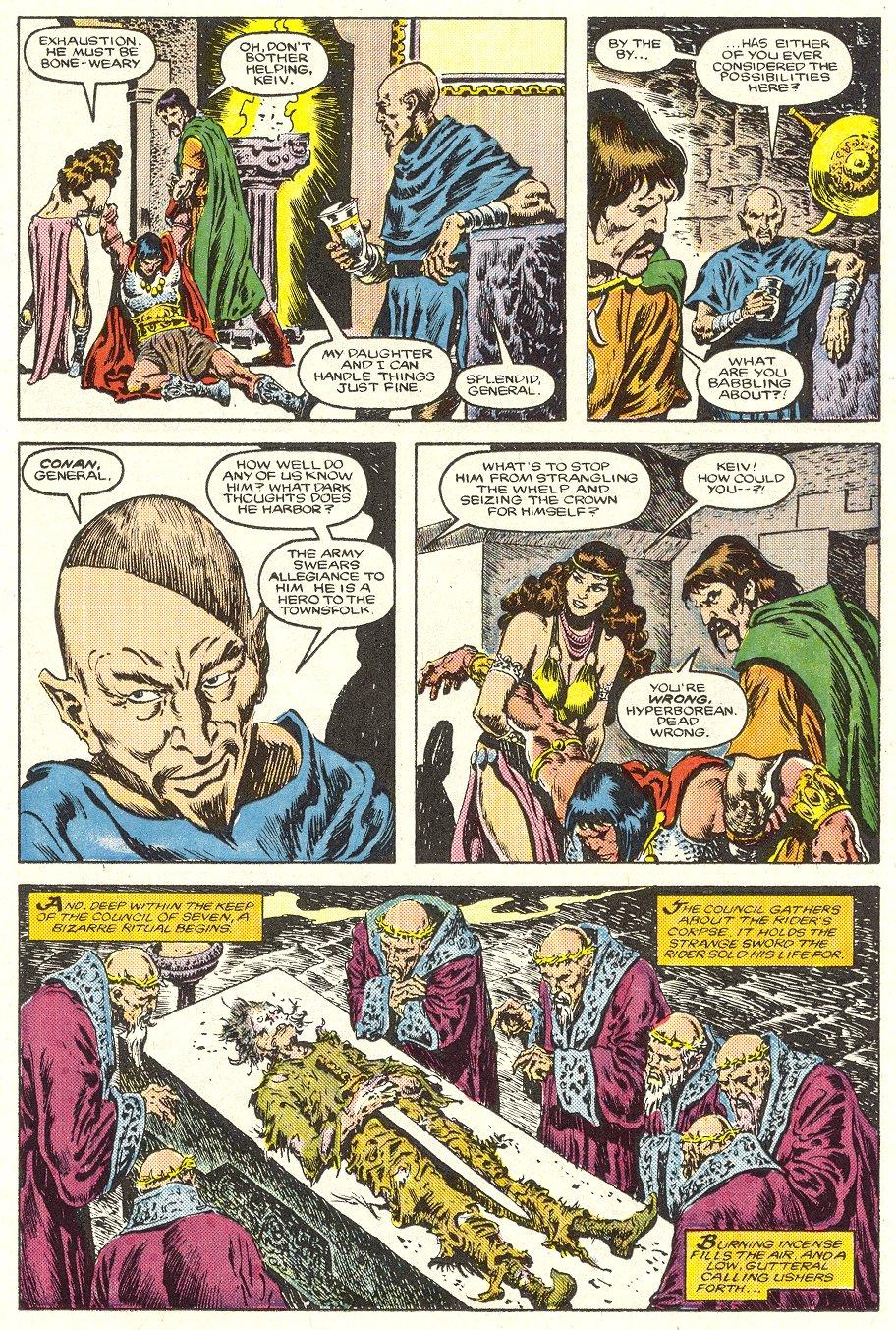 Conan the Barbarian (1970) Issue #187 #199 - English 10
