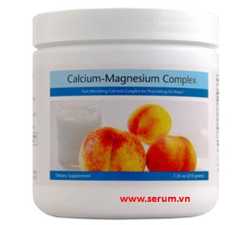 Calcium - Magnesium Complex canxi và maghê Unicity
