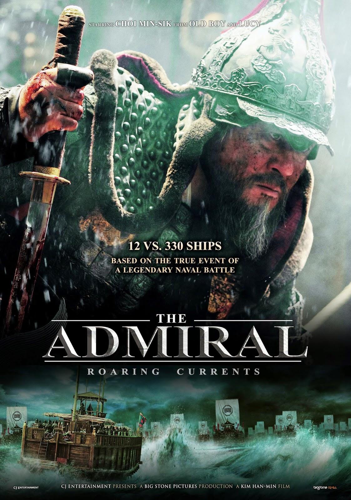 O Almirante: Correntes Furiosas – Legendado (2015)