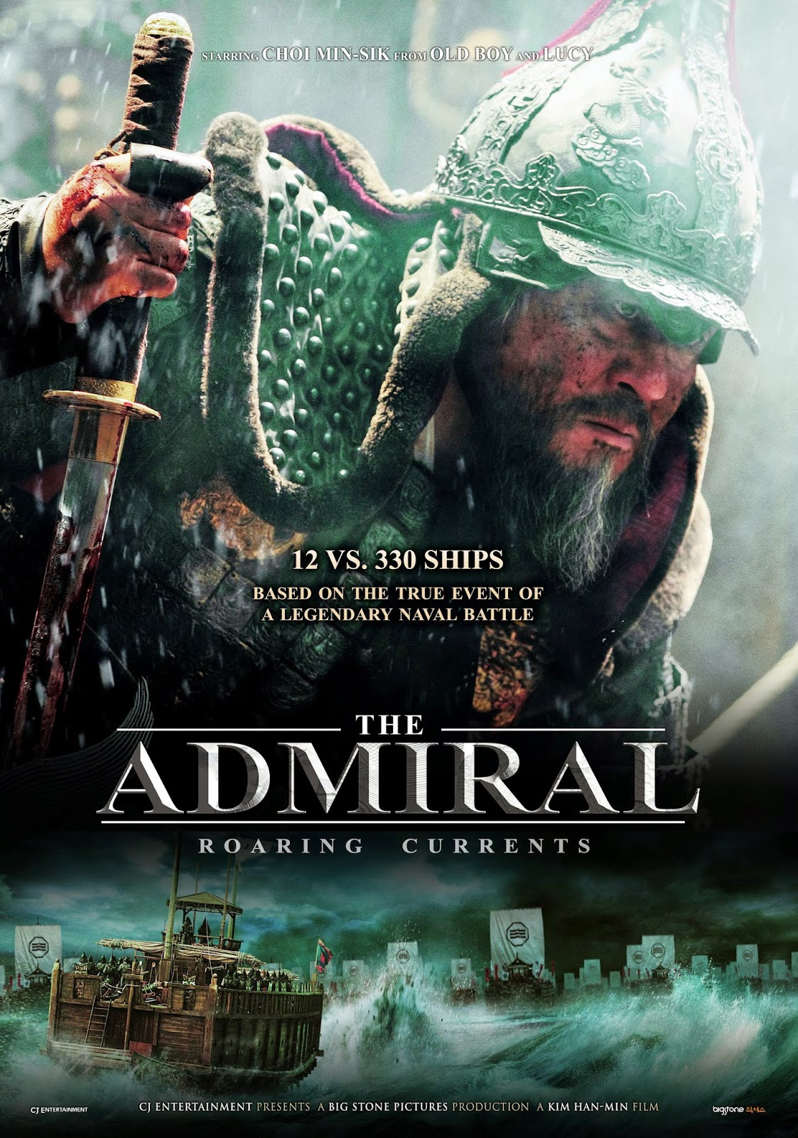 O Almirante: Correntes Furiosas – Dublado (2015)