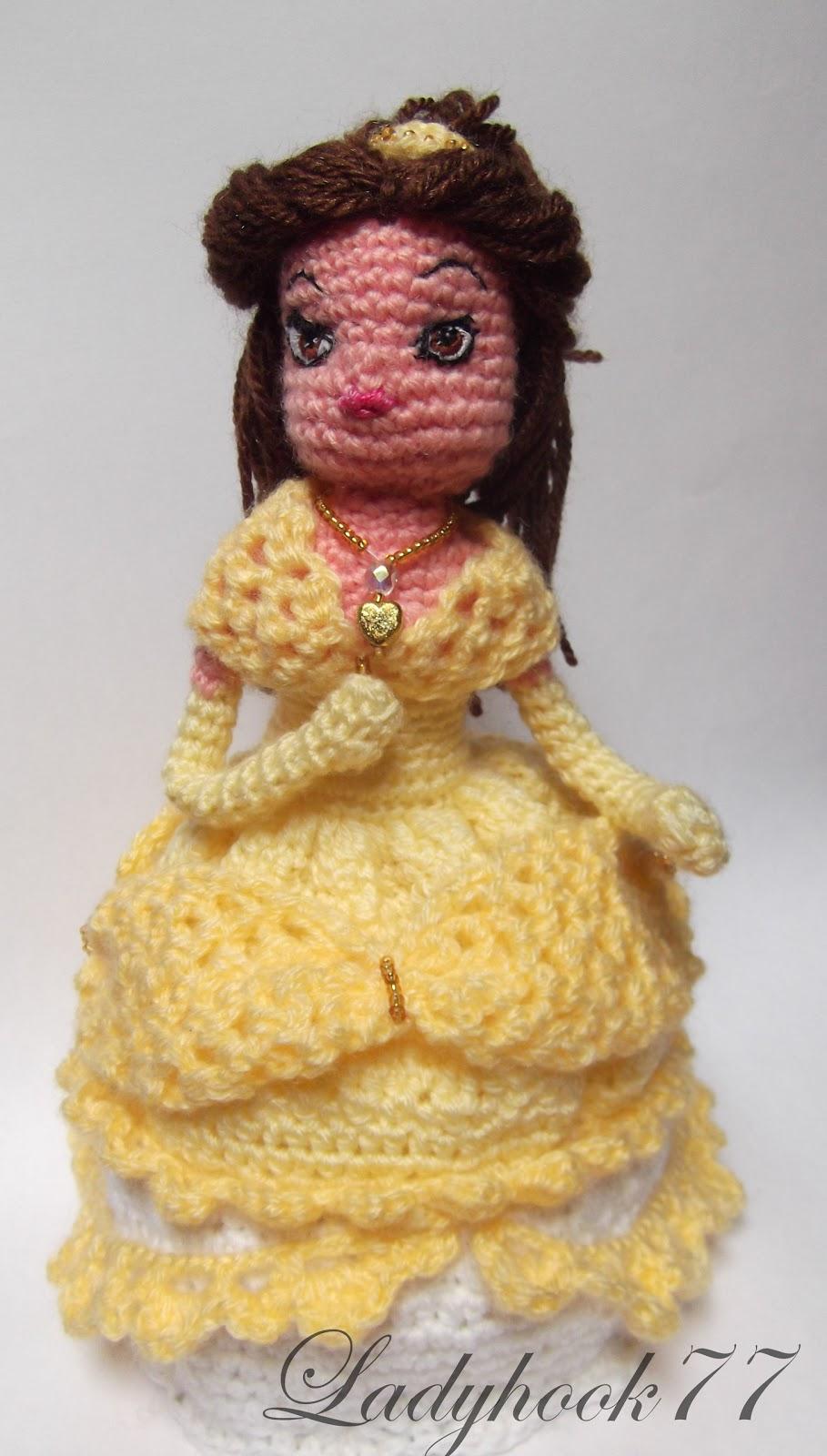Amigurumi Principesse Disney : Amigurumando: aprile 2012