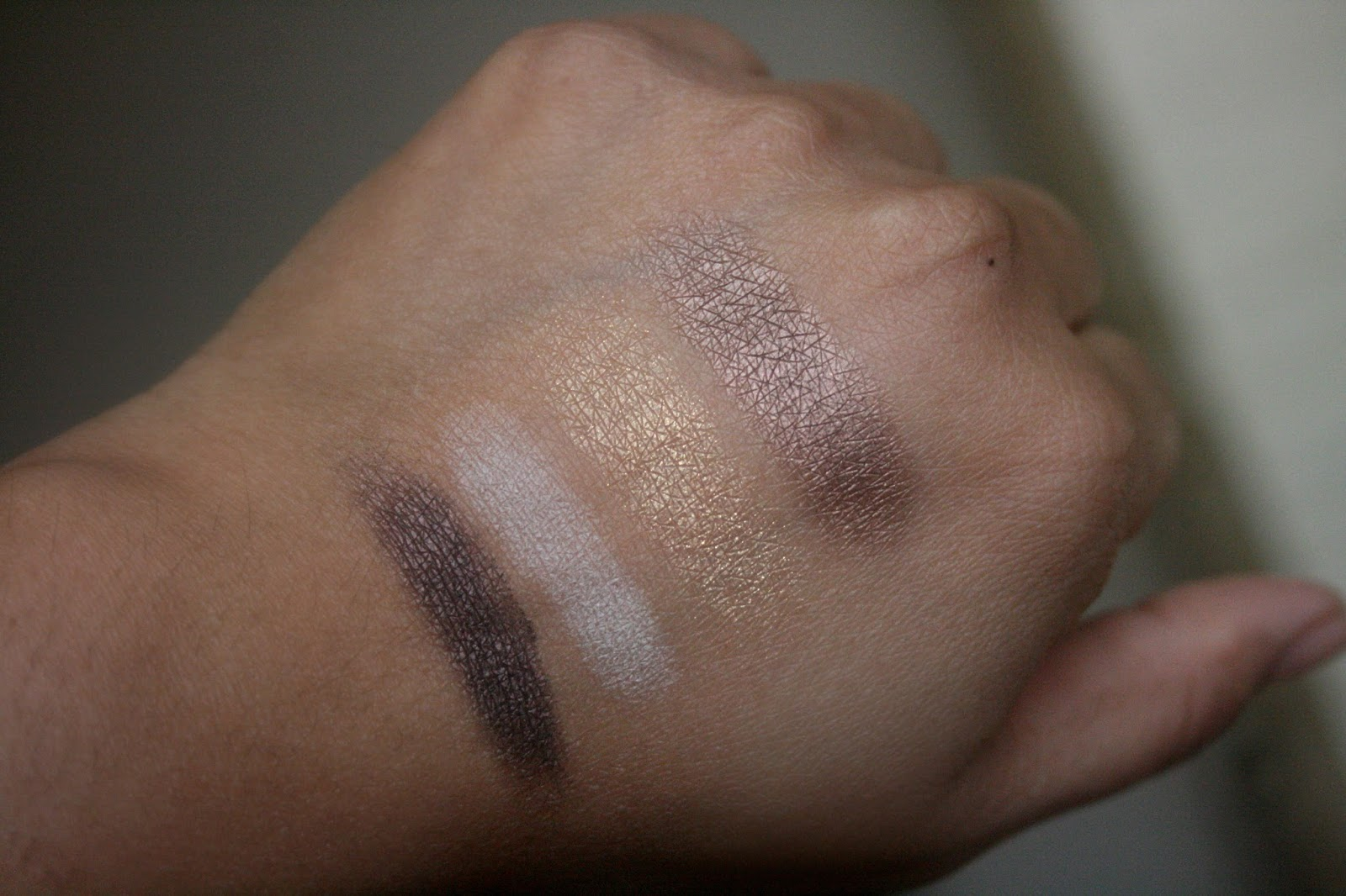 LORAC The Royal Eyeshadow Collection Holiday 2014 Princess Palette Swatch
