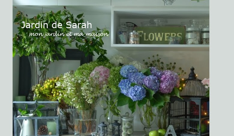 JARDIN DE SARAH 莎拉花園