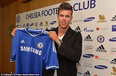 Marco Van Ginkel, Van Ginkel, Chelsea, New Signing, Vitesse, Chelsea FC