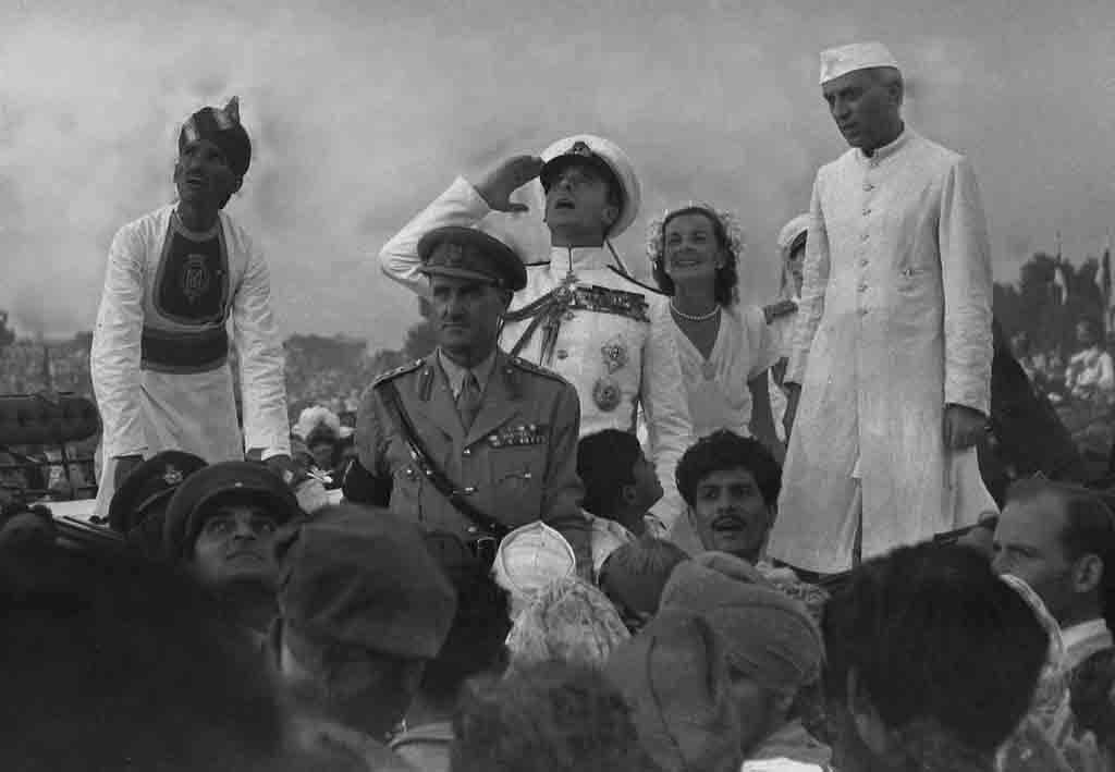 ... ebooks, book reviews: Rare Pictures of India's First Independence Day