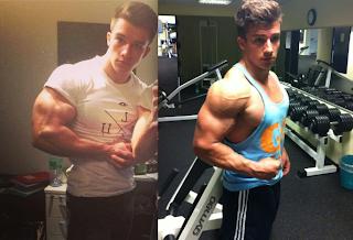 Tim Gabel Natural Bodybuilder
