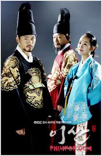 Triều Đại Joseon - Lee San [Vietsub]