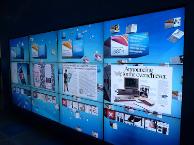 Intel Museum Advertisements from the Past