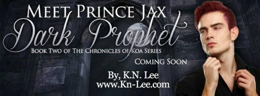 http://www.amazon.com/Dark-Prophet-Chronicles-Koa-K-N-ebook/dp/B00ISEO5H4/ref=sr_1_1?s=digital-text&ie=UTF8&qid=1394035010&sr=1-1&keywords=dark+Prophet