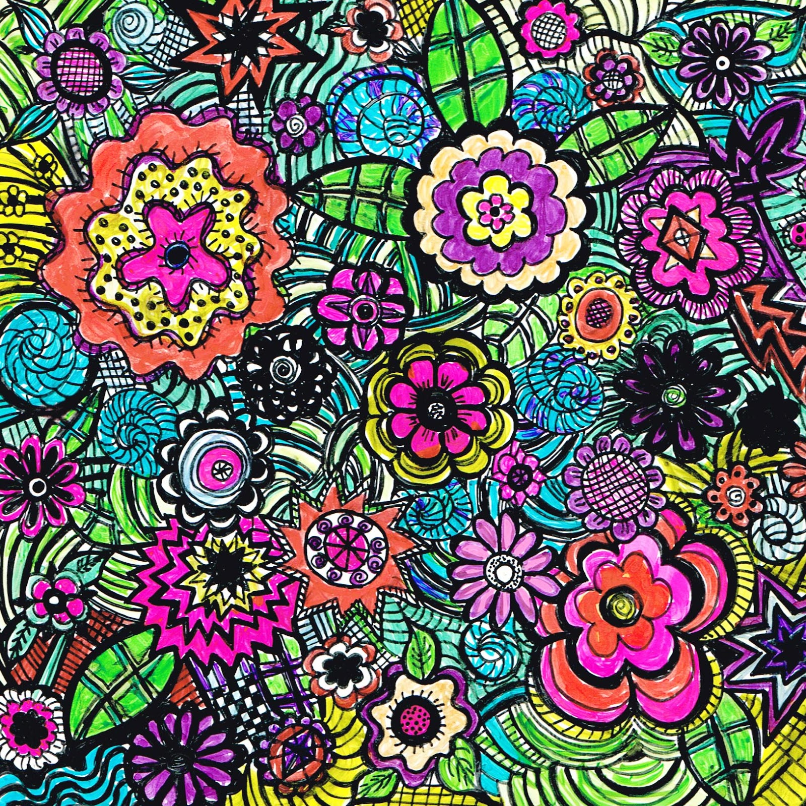 a beautiful doodle state of mind beautifulnow