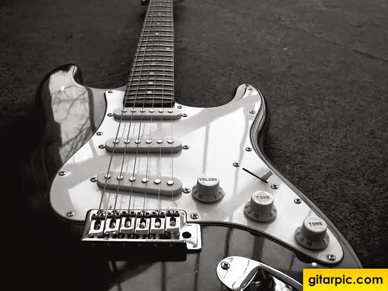 Gitar Listrik adalah