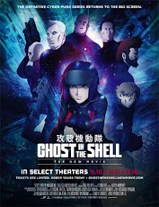 pelicula Ghost in the Shell: La nueva película (2015)