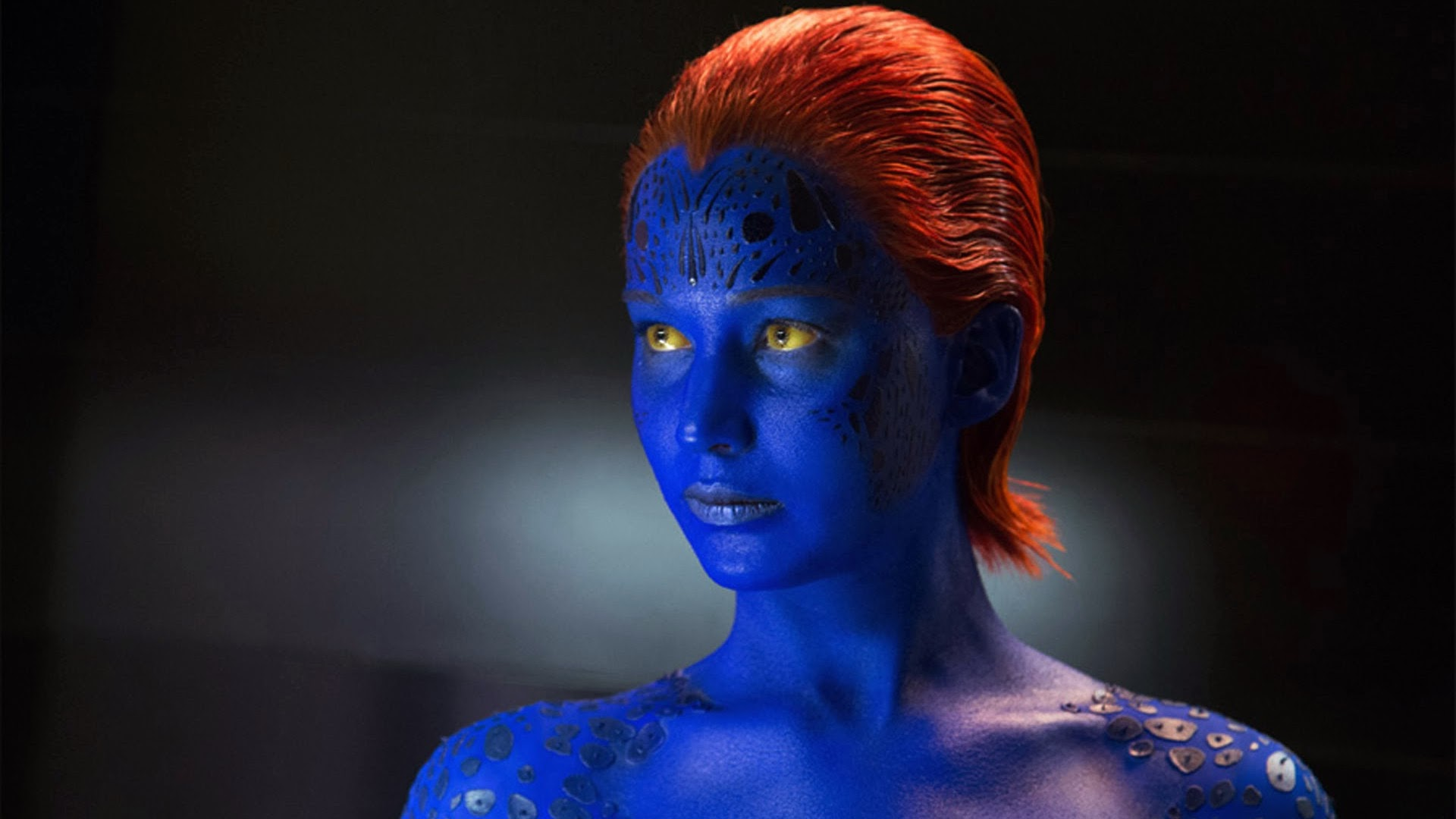 mystique jennifer lawrence x men days of future past 2014 movie hd    X Men Days Of Future Past Mystique Jennifer Lawrence