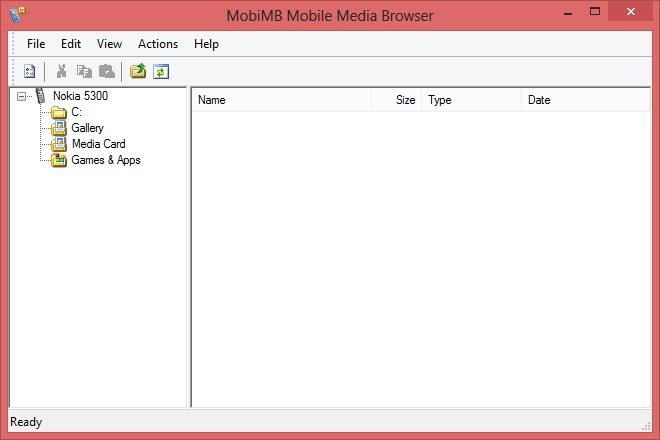 Koneksikan HP ke PC Menggunakan MobiMB