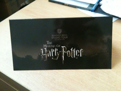 harry potter studio tour tickets