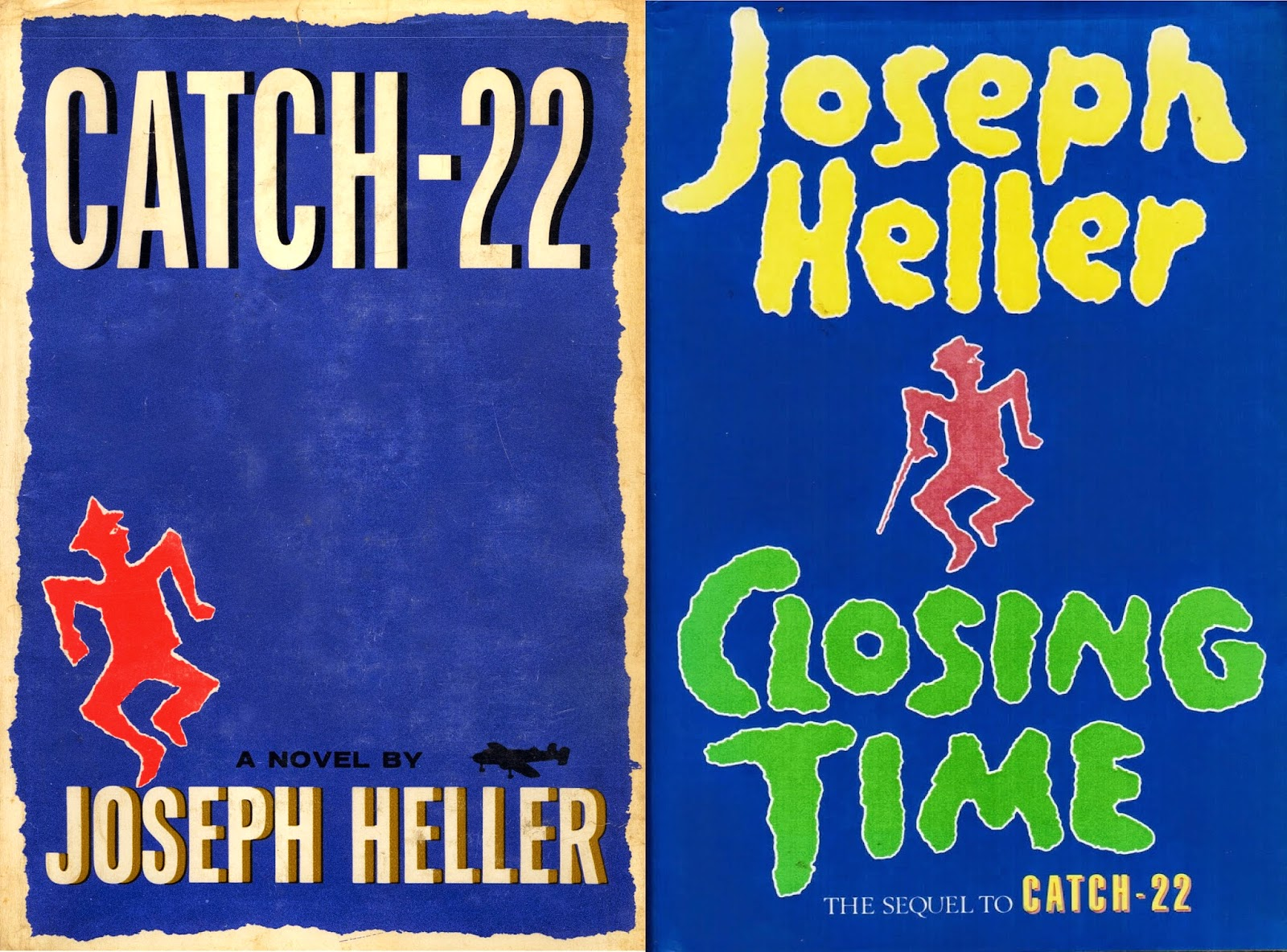 The 100 best novels: No 80 – Catch-22 by Joseph Heller (1961)