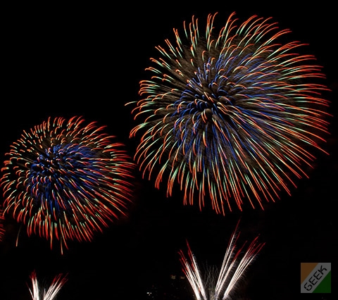 Firework photography - Good image