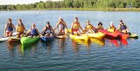 Tour en kayak un gran negocio