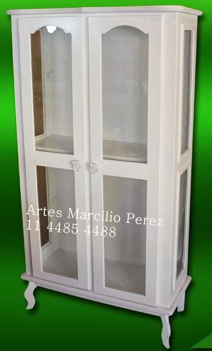 Cristaleira 2 porta 90x40x1.60A