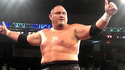 Samoa Joe NXT WWE wrestler wrestling