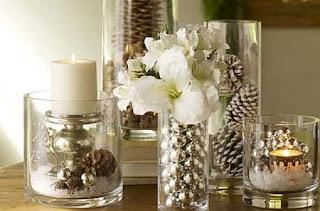 Centros de Mesa Reciclados para Navidad, Ideas Ecoresponsables y Baratas