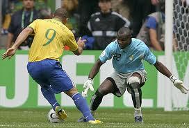 Brasil 3x0 Gana - 2006