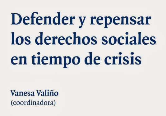 Defender y repensar los derechos sociales en tiempos de crisis