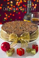 Christmas Fruit Cake - angielskie ciasto świąteczne