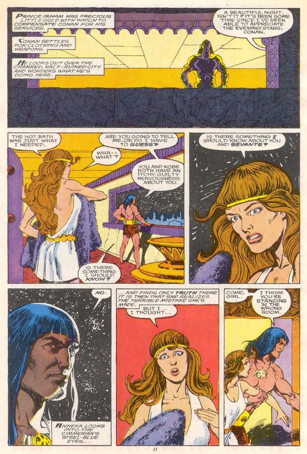 Conan the Barbarian (1970) Issue #209 #221 - English 10