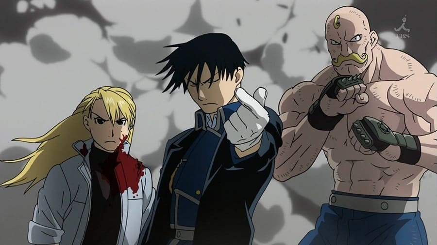 Fullmetal Alchemist Brotherhood Completo 2009 Anime Desenho 720p HD Webdl completo Torrent