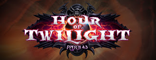 WoW Patch 4.3 - Hour of Twilight