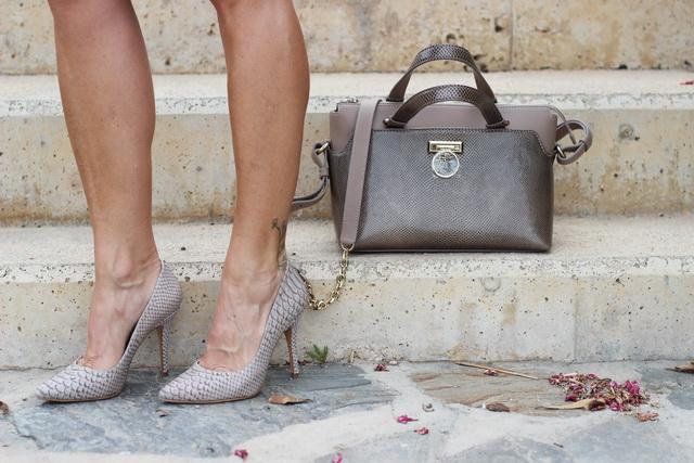 Versace Collection 2015 -  Azul klein - looks 2015 - Chanel sunnies - Fashion Blogger- Boutique Ibiza Guardamar
