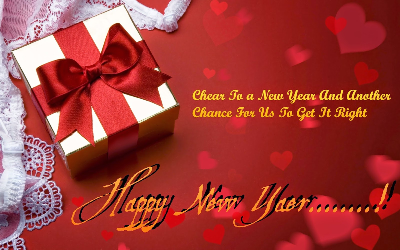 happy new year greetings text