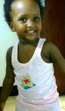 amelia baby uganda