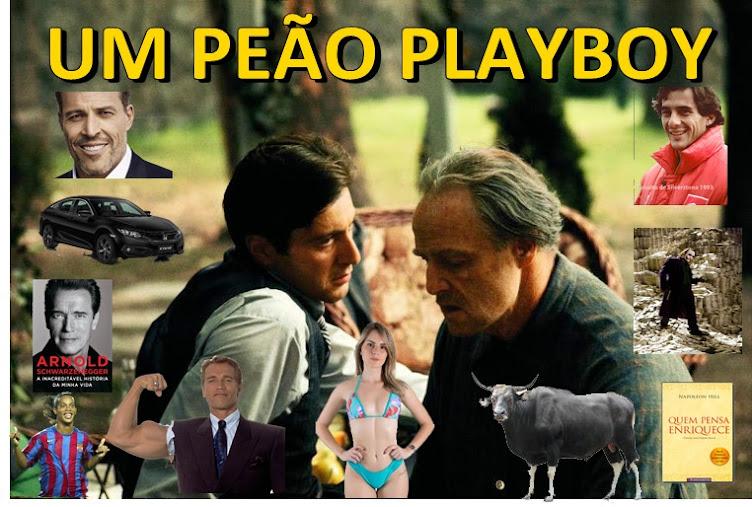 UM PEÃO PLAYBOY