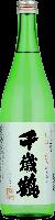 千歳鶴 冬一番蔵出し 純米新酒 しぼりたて