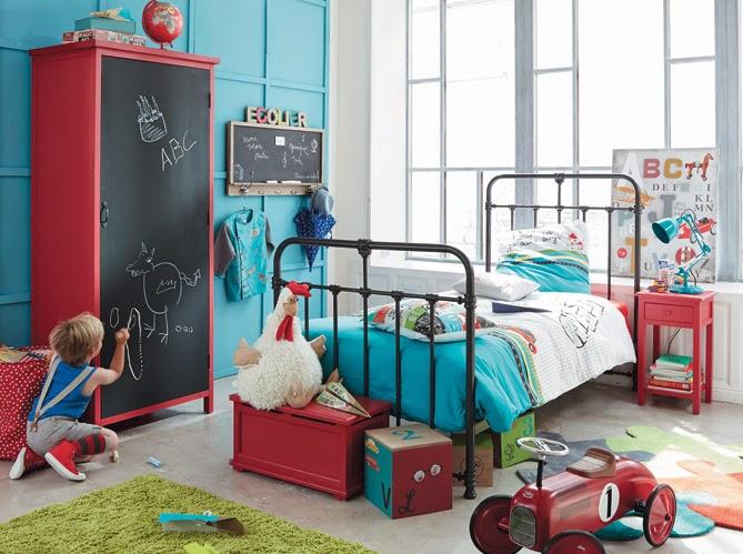 ivonne sempr n ni os la nueva colecci n de maisons du. Black Bedroom Furniture Sets. Home Design Ideas