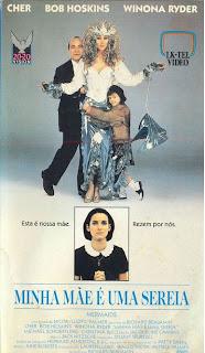Filme Poster Minha Mãe É Uma Sereia DVDRip XviD & RMVB Dublado