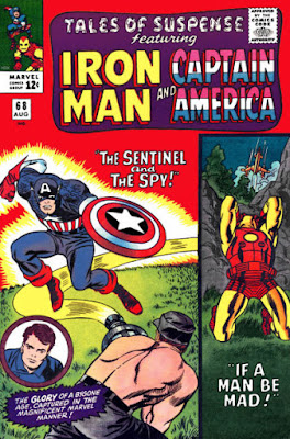 Tales of Suspense #68, Iron Man and Captain America