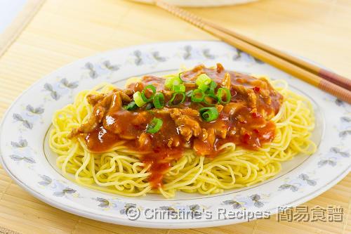 港式炸醬麵 Hong Kong Zha Jiang Noodles02