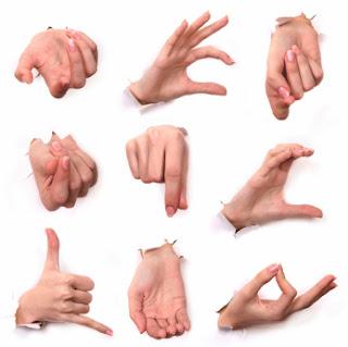 حركة اليد
